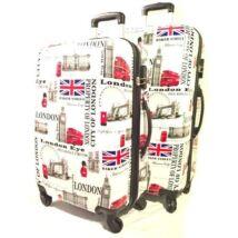 Benzi London bőrönd